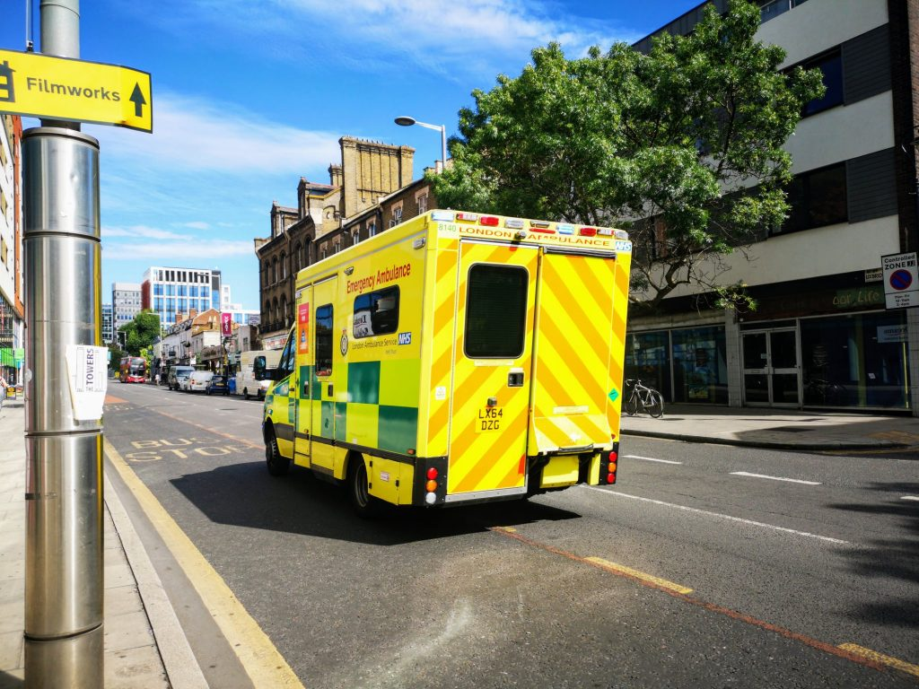 NHS Ambulance - can gay men donate blood New NHS policy change.
