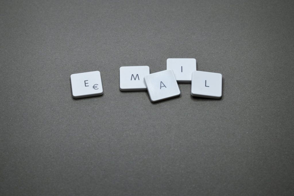 Phishing email - logo