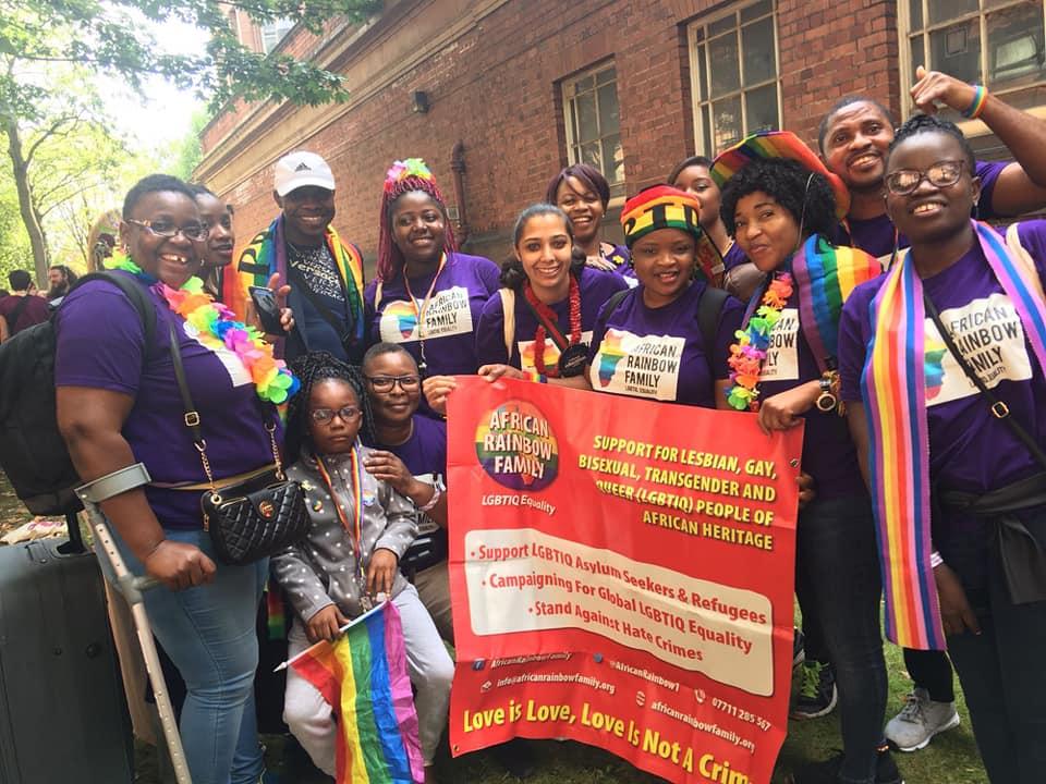 African Rainbow Family - Team 3