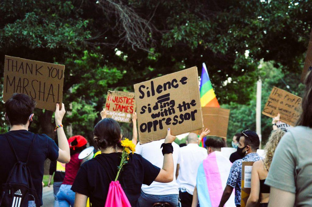 Discrimination at work - LGBT Lawyers - LGBT flag2