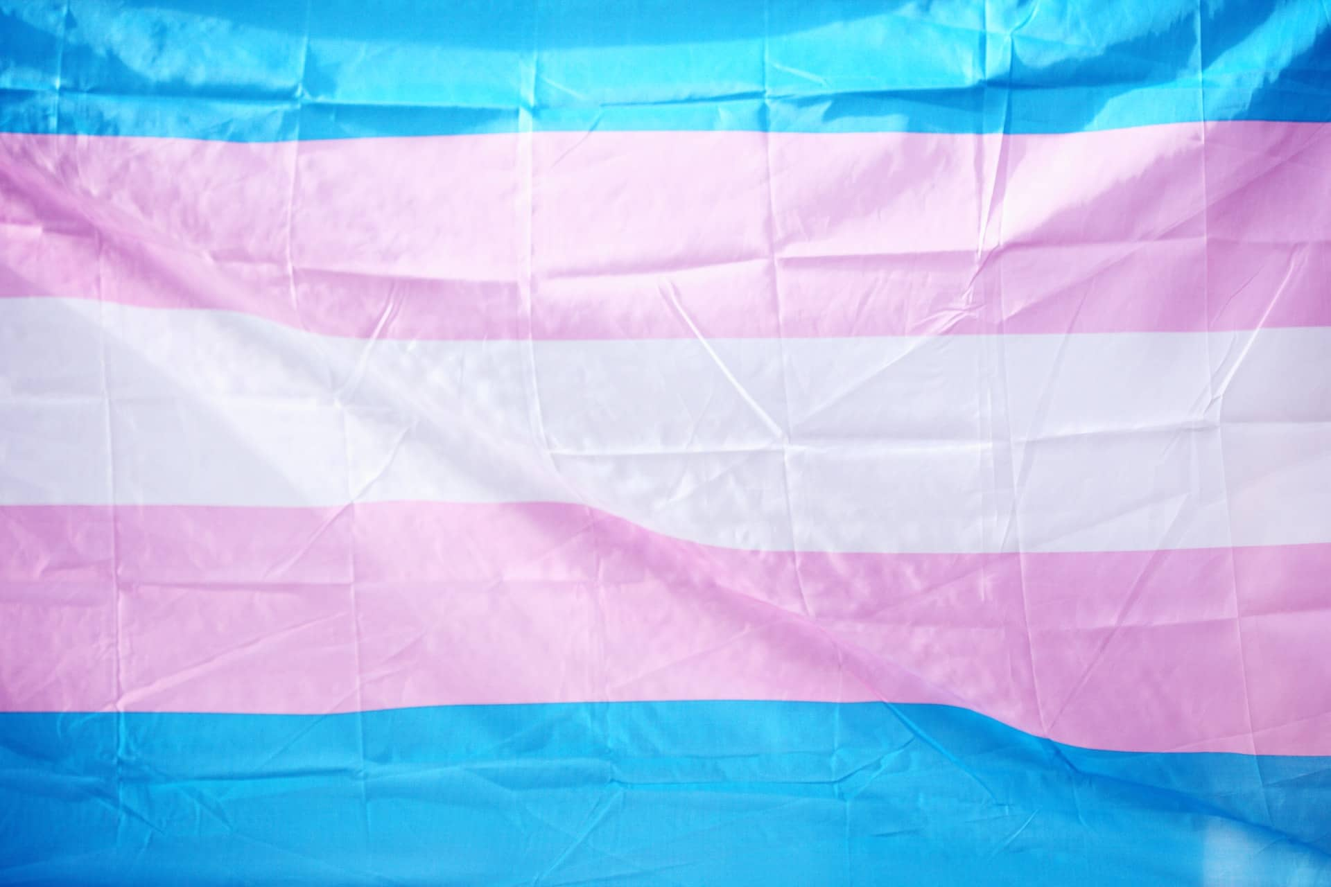 LGBT Lawyers Transgender Flag for Keira Bell