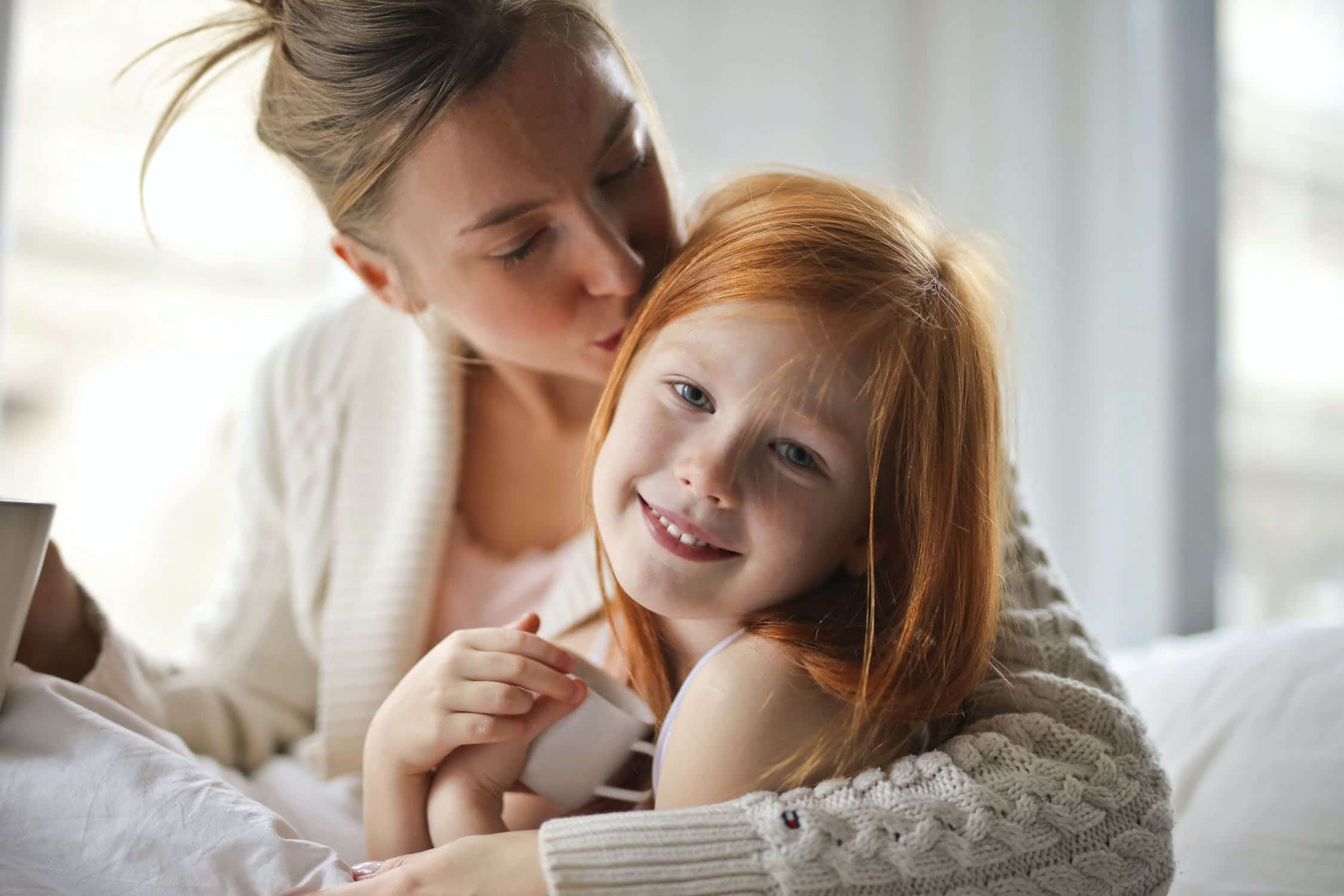 LGBT Lawyers a mother and her daughter before going into child custody